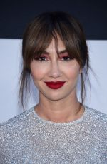 JACKIE CRUZ at The Fate of the Furious Premiere in New York 04/08/2017