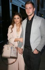 JACQUELINE JOSSA at Boxing with the Stars at Grange City Hotel in London 03/31/2017