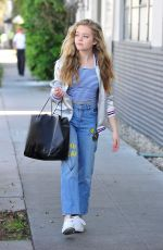JADE PETTYJOHN Out Shopping in Los Angeles 03/30/2017