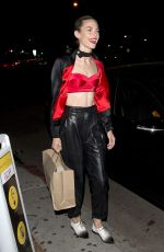 JAIME KING at Peppermint Night Club in West Hollywood 04/28/2017