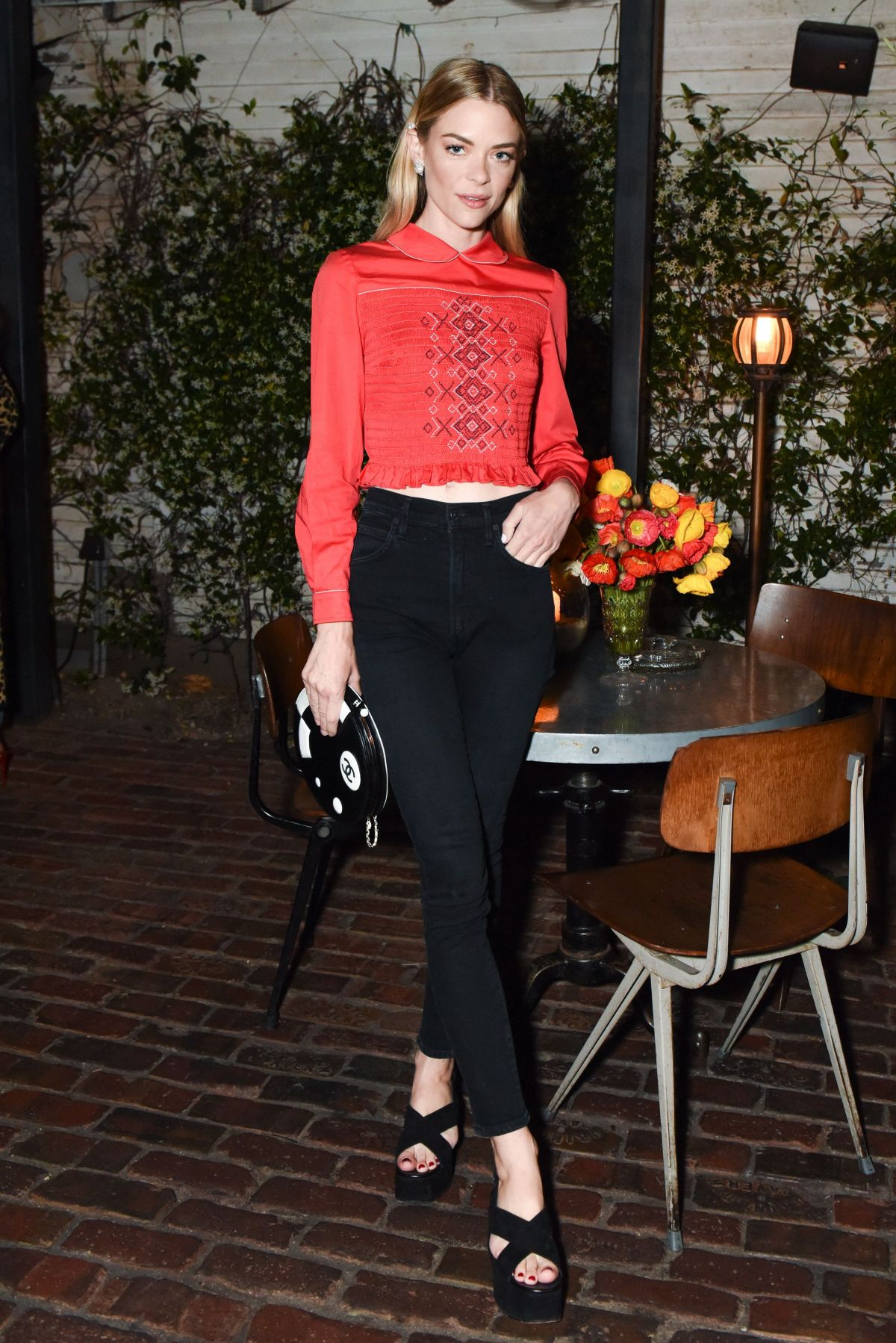 JAIME KING at Sally Singer and Lisa Love Denim Dinner in Los Angeles 04/05/2017