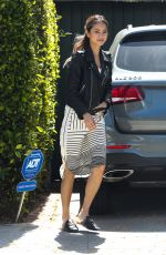 JAMIE CHUNG Out and About in Los Angeles 04/13/2017