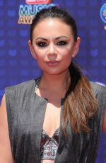 JANEL PARRISH at 2017 Radio Disney Music Awards in Los Angeles 04/29/2017