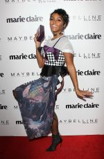 JANELLE MONAE at Marie Claire Celebrates Fresh Faces in Los Angeles 04/21/2017