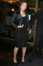 JASMINE ARMFIELD at Boxing with the Stars at Grange City Hotel in London 03/31/2017