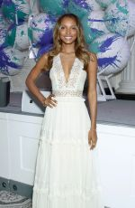 JASMINE TOOKES at Fragrance Foundation Awards Finalist's Luncheon in New York 04/07/2017