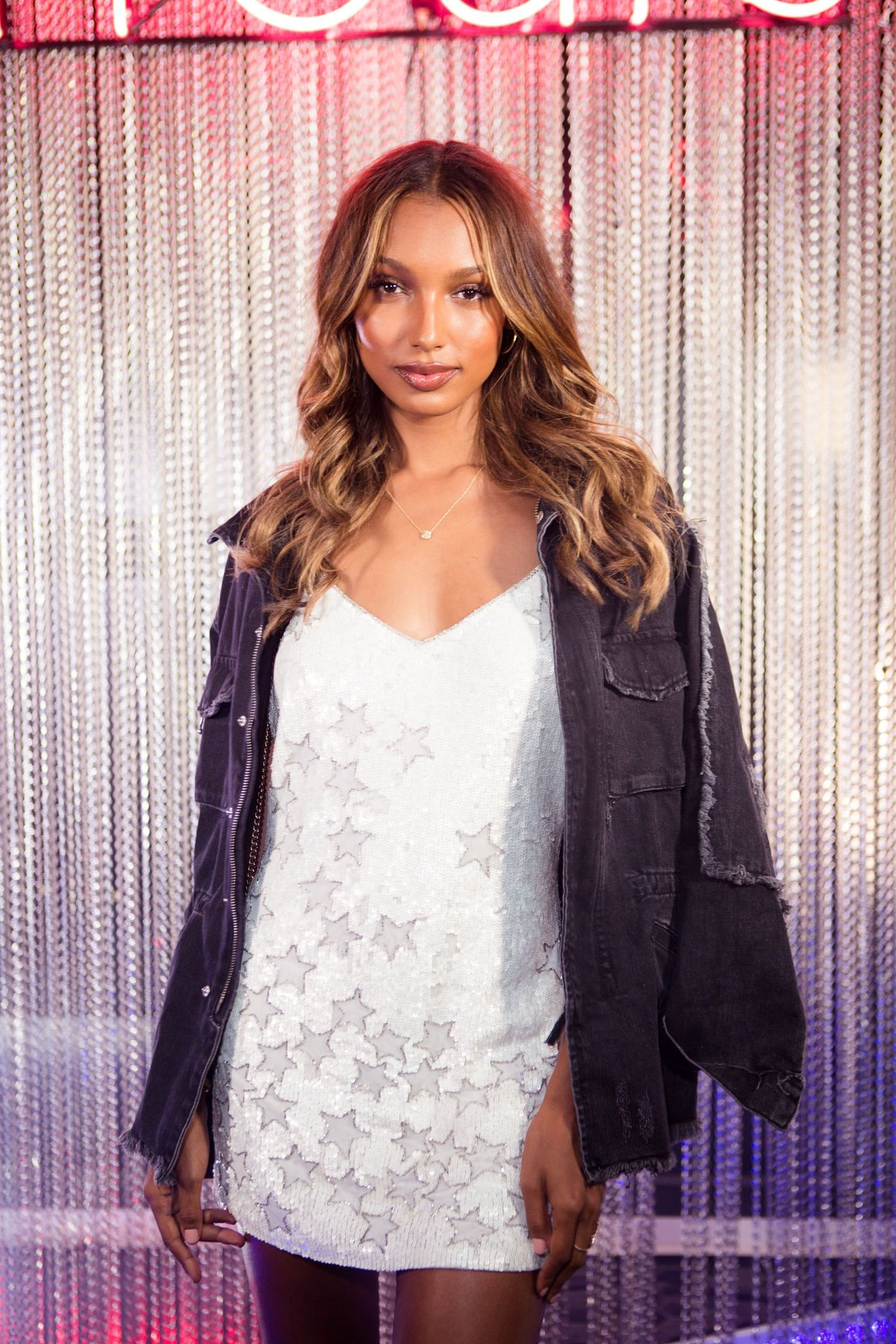 JASMINE TOOKES at h:ours Launch Party in Los Angeles 04/12/2017