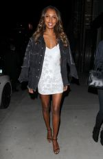 JASMINE TOOKES at TAO Beauty & Essex in Hollywood 04/12/2017