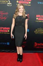 JEN LILLEY at Daytime Emmy Awards Nominee Reception in Los Angeles 04/26/2017