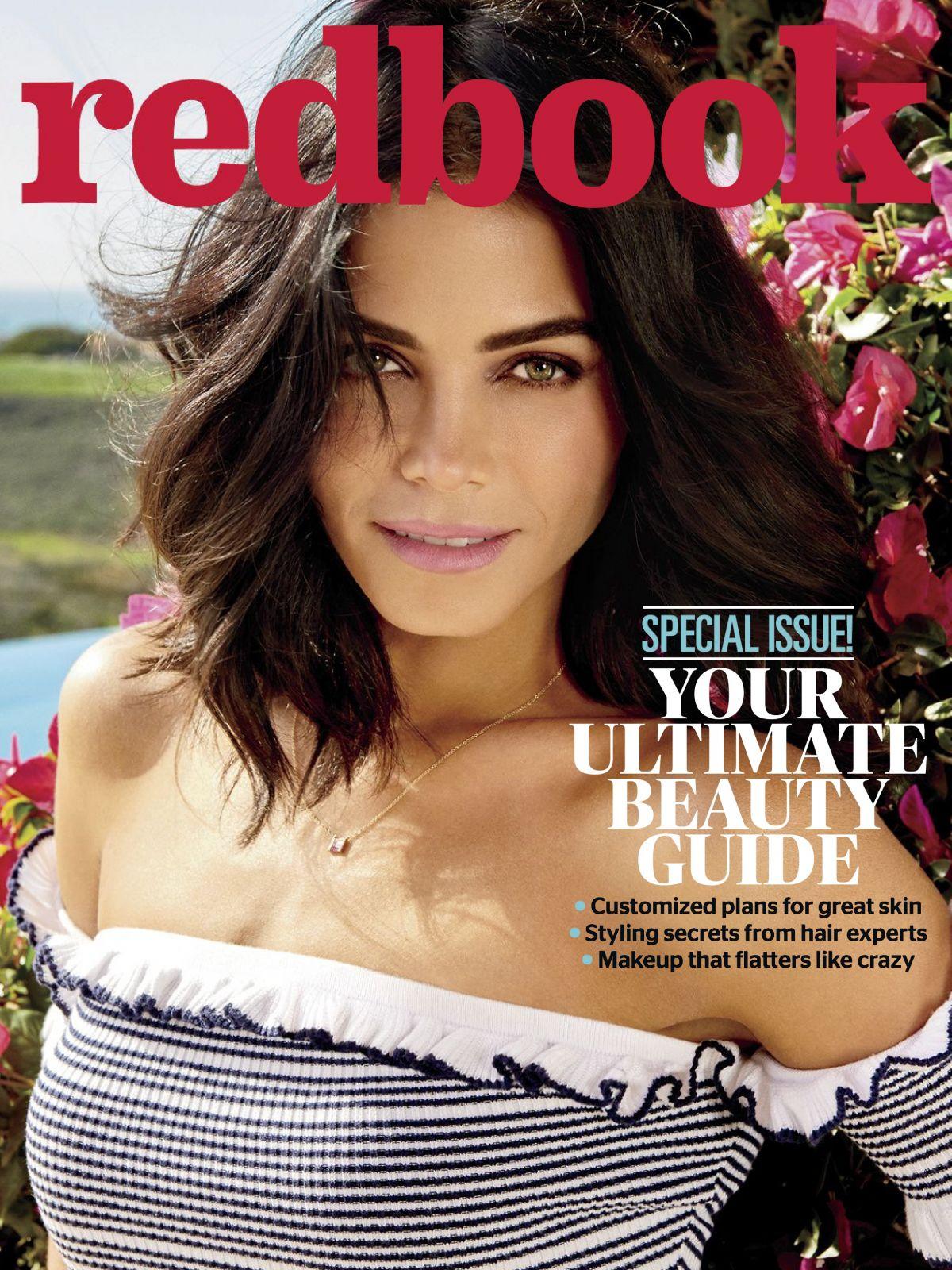 JENNA DEWAN in Redbook Magazine, May 2017