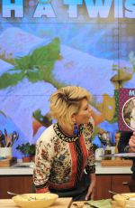 JENNA ELFMAN at The Chew 04/03/2017