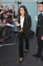 JENNA LOUISE COLEMAN at BFI Radio Times TV Festival in London 04/08/2017