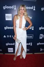 JENNIFER AKERMAN at 2017 Glaad Media Awards in Los Angeles 04/01/2017