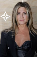 JENNIFER ANISTON at Louis Vuitton Dinner Party in Paris 04/11/2017