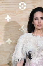 JENNIFER CONNELLY at Louis Vuitton Dinner Party in Paris 04/11/2017