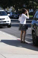 JENNIFER GARNER in Skirt Out in Los Angeles 04/02/2017