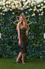 JENNIFER HAWKINS at Star Doncaster Mile Inaugural Luncheon in Sydney 03/30/2017