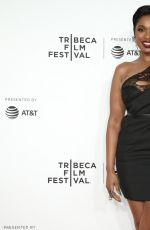 JENNIFER HUDSON at Clive Davis; The Sound of Our Lives Premiere at Tribeca Film Festival in New York 04/19/2017