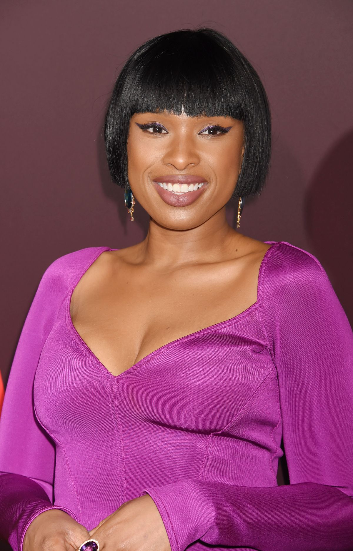 JENNIFER HUDSON at Sandy Wexler Premiere in Hollywood 04 ...