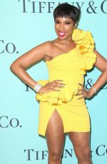 JENNIFER HUDSON at Tiffany & Co. 2017 Blue Book Collection Gala in New York 04/21/2017