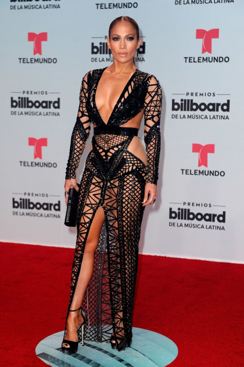 JENNIFER LOPEZ at 2017 Billboard Latin Music Awards in Miami 04/27/2017 - HawtCelebs