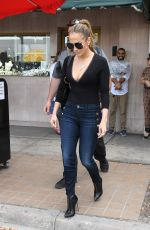 JENNIFER LOPEZ Out Shopping in Miami 04/19/2017