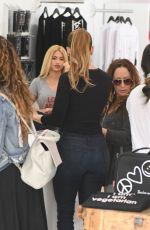 JENNIFER LOPEZ Out Shopping in Miami 04/19/2017