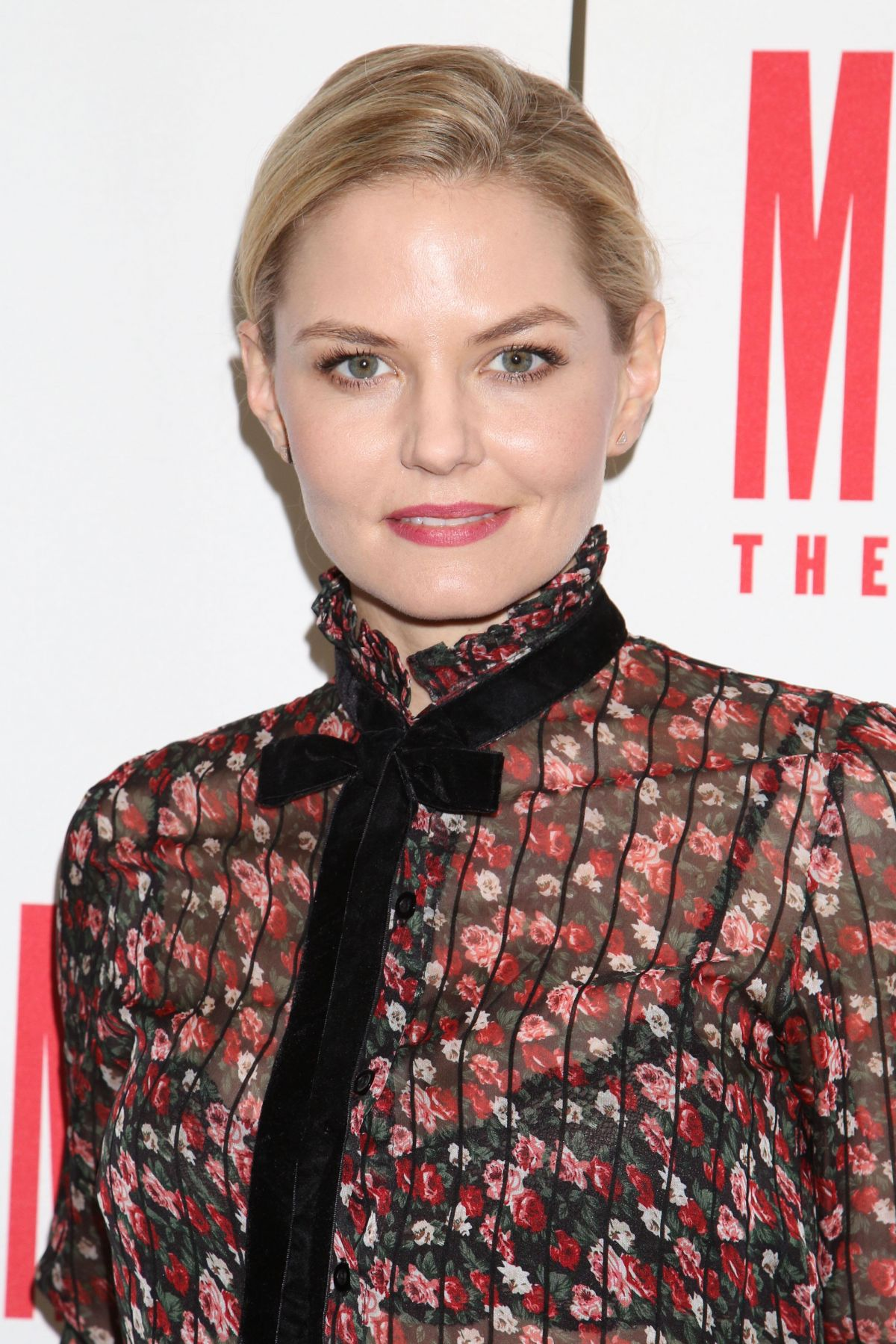 JENNIFER MORRISON at The End of Longing Media Day in New York 04/20/2017