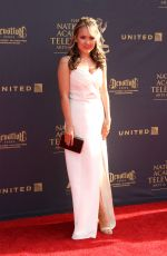 JENNIFER VEAL at 44th Annual Daytime Creative Arts Emmy Awards in Pasadena 04/28/2017