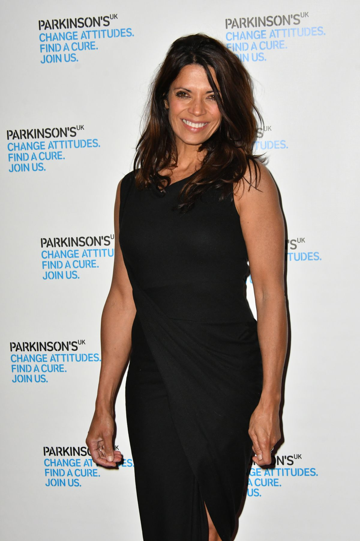JENNY POWELL at Parkinson's UK Presents Symfunny No. 2 in London 04/19/2017