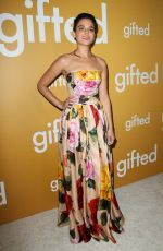 JENNY SLATE at Gifted Premiere in Los Angeles 04/04/2017