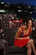 JENNY SLATE at Jimmy Kimmel Live 04/04/2017