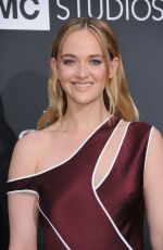 JESS WEIXLER at The Son Premiere in Hollywood 04/03/2017