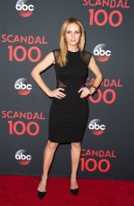 JESSALYN GILSIG at Scandal 100th Episode Celebration in Los Angeles 04/08/2017