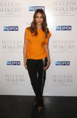 JESSICA ALBA at American Express Success Makers Summit in New York 04/17/2017
