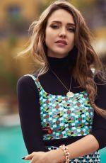 JESSICA ALBA in Elle Magazine, Australia May 2017