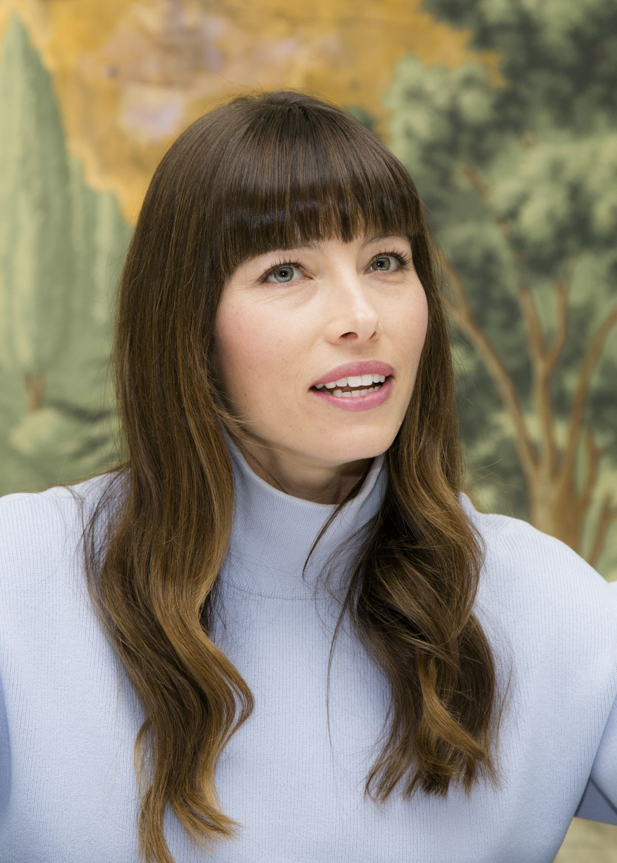 JESSICA BIEL at The Sinner Press Conference in New York 04 ... Jessica Biel The Sinner