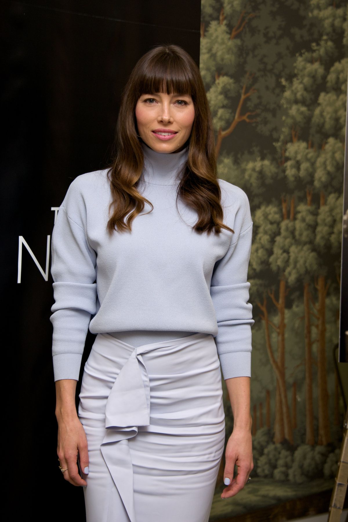 JESSICA BIEL at The Sinner Press Conference in New York 04 ...