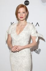 JESSICA CHASTAIN at Variety