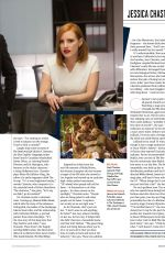 JESSICA CHASTAIN in Total Film Magazine, June 2017