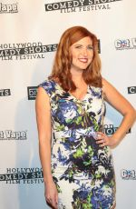 JESSICA GARDNER at Hollywood Comedy Shorts Film Festival 04/15/2017