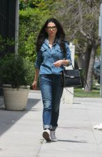 JESSICA GOMES Out in West Hollywood 04/17/2017