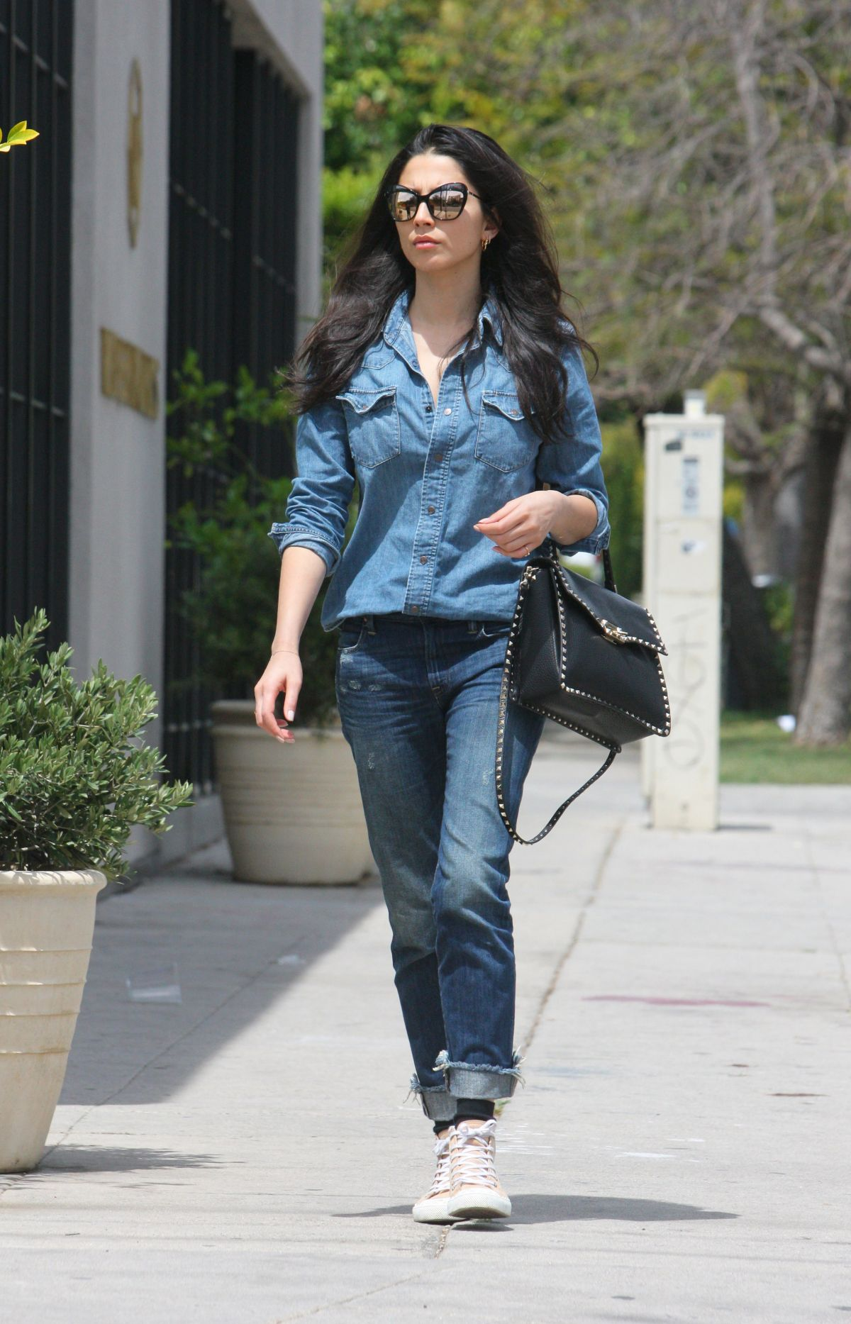 Watch Jessica gomes in casual attire west hollywood video