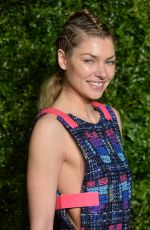 JESSICA HART at Chanel Artists Dinner at Tribeca Film Festival in New York 04/24/2017