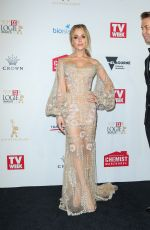JESSICA MARAIS at 2017 Logie Awards in Melbourne 04/23/2017
