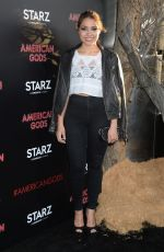 JESSICA PARLER KENNEDY at American Gods Premiere in Los Angeles 04/20/2017
