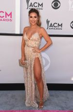 JESSIE JAMES at 2017 Academy of Country Music Awards in Las Vegas 04/02/2017