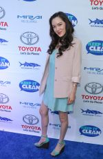 JESSIKA VANN at Keep It Clean Comedy Benefit in Los Angeles 04/21/2017