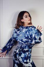 JOANNA JOJO LEVESQUE for Fault Magazine, April 2017