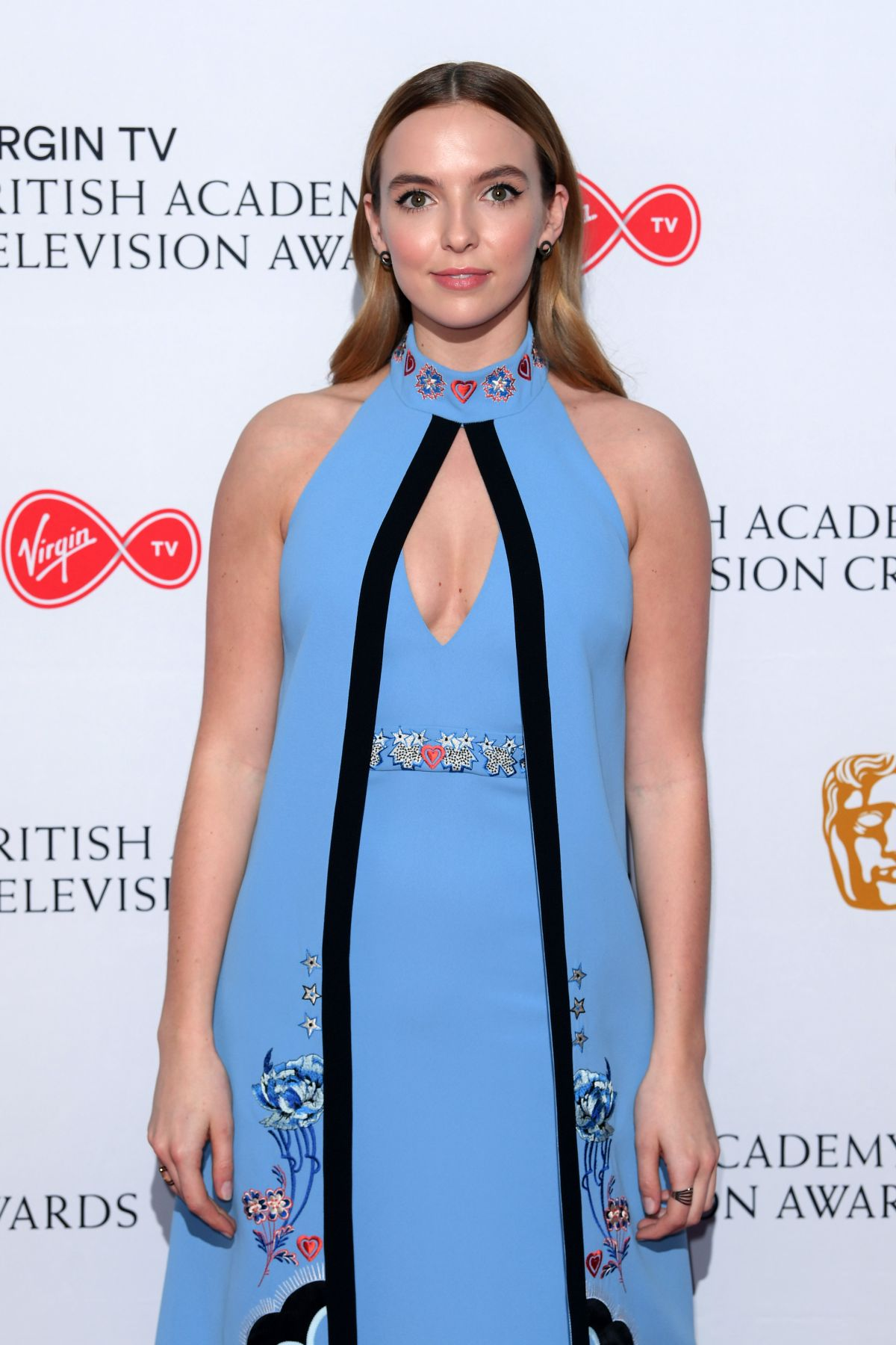 JODIE COMER at British Academy Television and Craft Awards Nominees Party in London 04/20/2017   jodie-comer-at-british-academy-television-and-craft-awards-nominees-party-in-london-04-20-2017_1